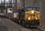 CSX 15 leading Q158